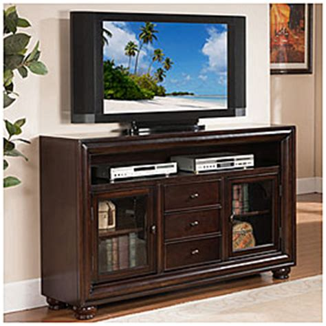 60 Tv Stand With Drawer by 60 Quot Espresso Finish 3 Drawer Tv Media Stand Big Lots
