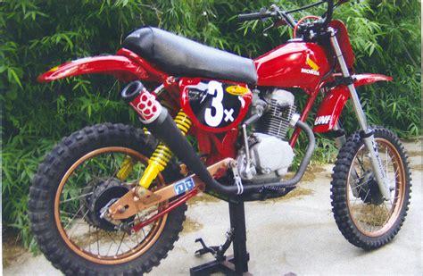 1979 honda xr80 1979 honda xr80 mini racer moto 1 motocross pictures