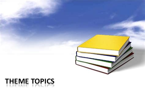 themes in literature ppt finding themes in literature ppt