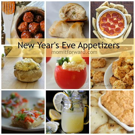 new year s eve appetizers mom it forward