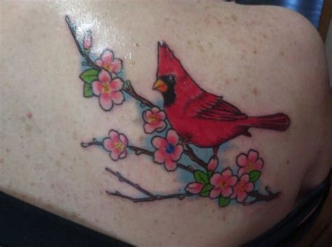 small cardinal tattoo best 25 small cardinal ideas on