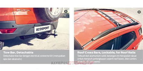Berapa Karpet Talang ford mulai pasarkan quot pemanis quot ecosport kompas