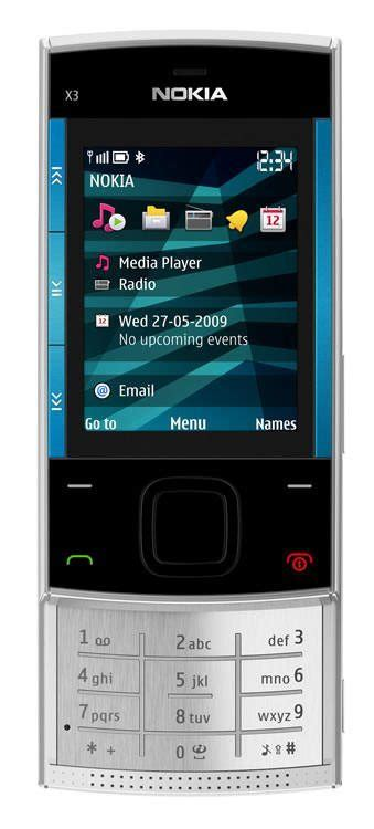 all nokia mobile price and features nokia world 2009 all new x3 phone specs and price