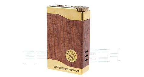 V200 Box Mod Authentic By Augvape 77 42 authentic augvape gragas 80w vw box mod brass