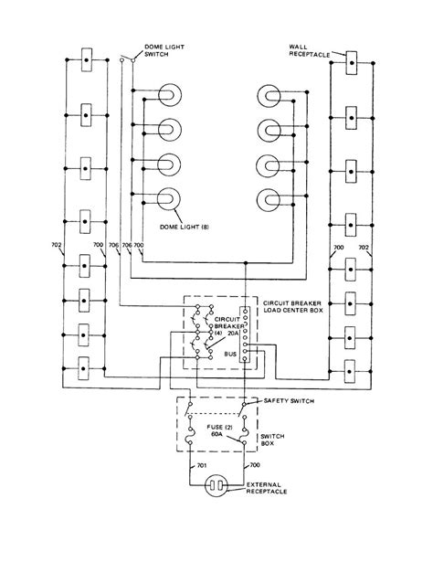semi trailer wiring schematic get free image about