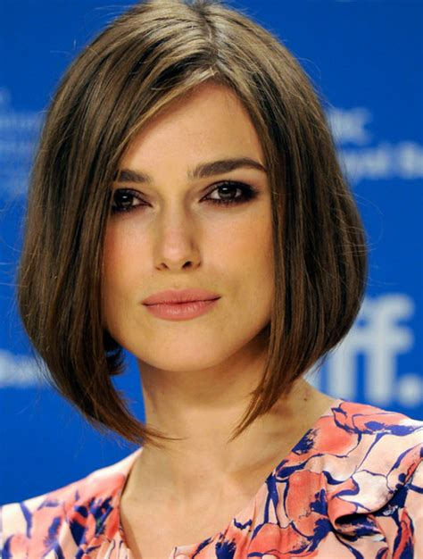 hairstyles bob length hair medium length hairstyles thebestfashionblog com
