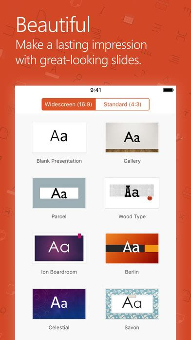 Microsoft Powerpoint On The App Store Powerpoint App