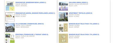 rumah selangorku jenis a rumah selangorku rumah mu milik rakyat malaysia
