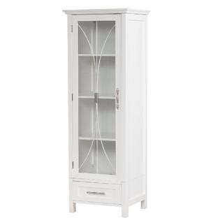 Delaney Linen Cabinet by Home Delaney Linen Cabinet With 1 Door And 1
