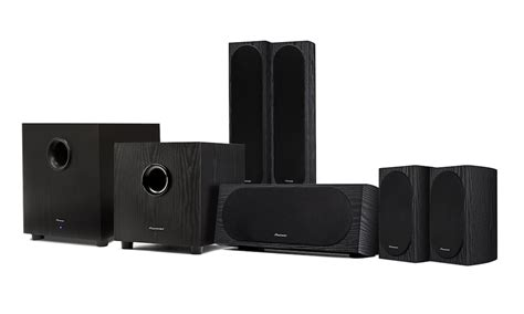 pioneer sw 10 subwoofer beefs up home theater line