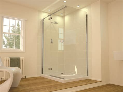 swinging shower door hinged shower door glass for tubs door stair design