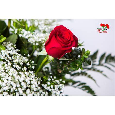 imagenes todas rojas 3 rosas rojas calatayud flores tello servicio a domicilio