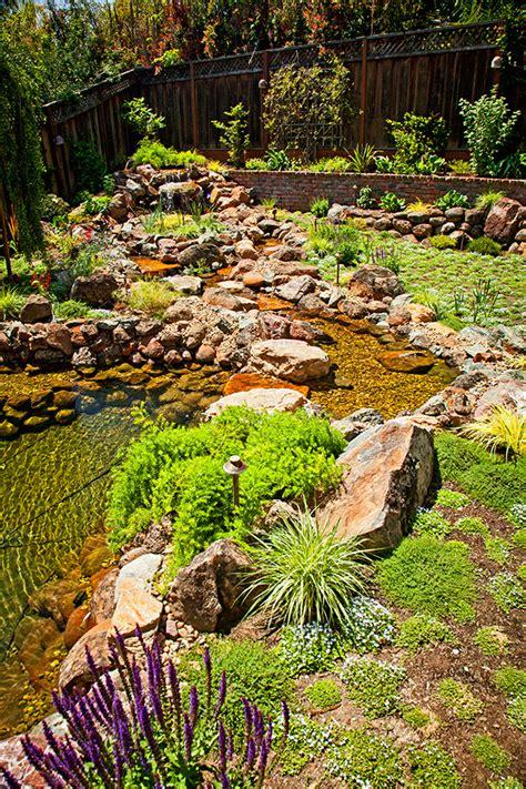 Good Pacific Gardens Santa Clara #4: Santa-clara-pond-magic-landscaping-pond-stream-3.jpg