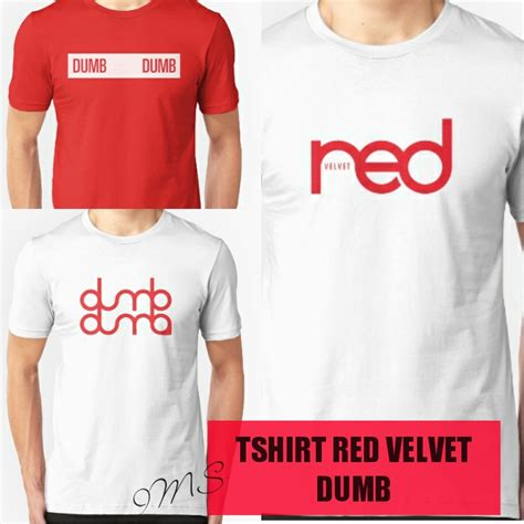 Kaos I Made By Order Request redvelvet 9motion shop laman 2