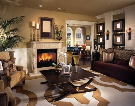 brown and beige living room 75 formal casual living room designs furniture