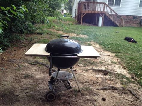 how to build a weber grill how to build a weber grill woodworking projects