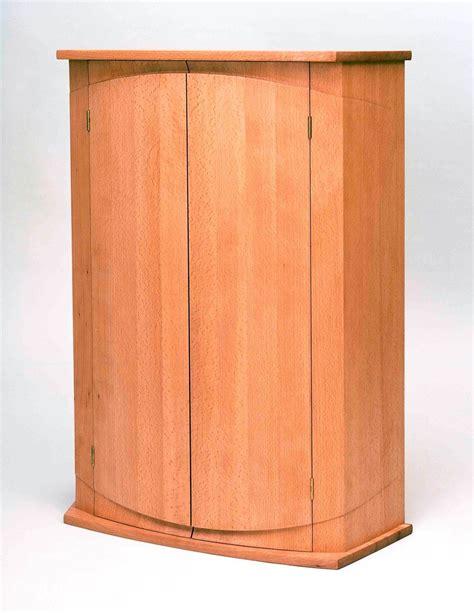 custom made modern furniture handmade modern wall cabinet by evan berding custom