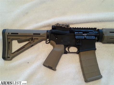 armslist for sale ar 15 with magpul moe furniture
