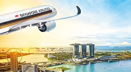 singapore airlines official website book international flight