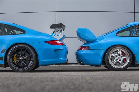 porsche back total 911 s top six porsche 911 rear wings of all time