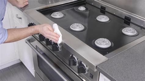 how to clean a oven and grimy stovetop consumer