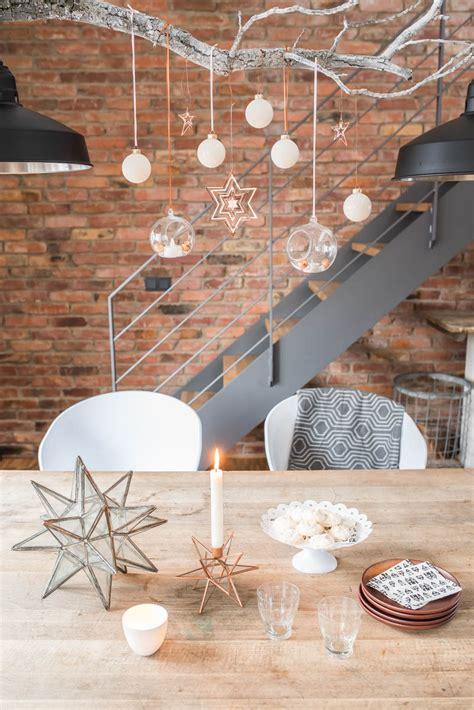 design weihnachtsdeko weihnachtsdeko 252 ber dem esstisch leelah