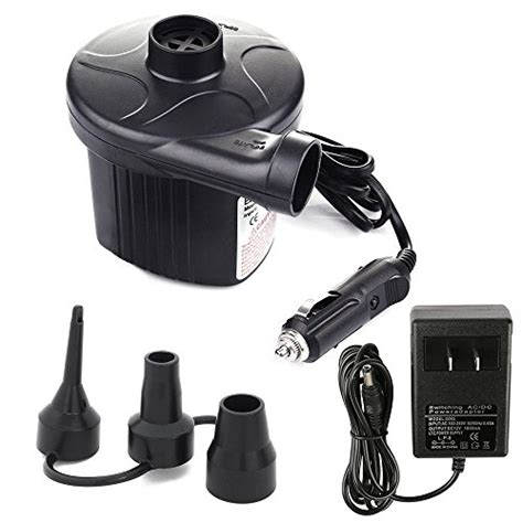 fill ac dc electric air 110 120 volt ac 12 volt dc air for inflatables air