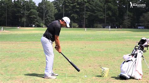 Golf Tips Quot Baseball Swing Vs Golf Swing Quot With Mike