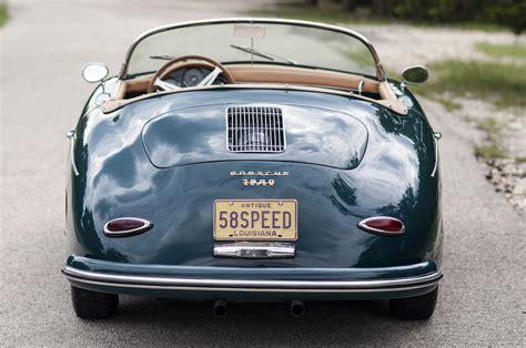 St Armelia Cc 1958 porsche 356 speedster wheels auction shows