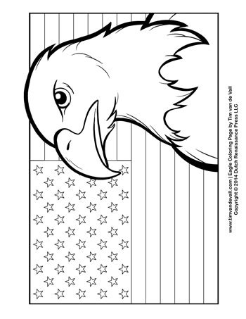 patriotic coloring pages printable coloring image