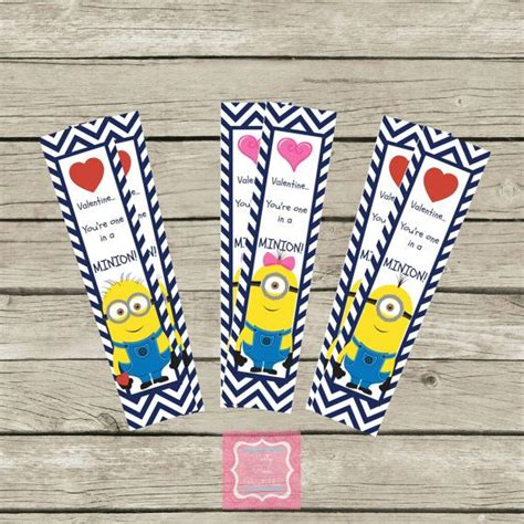 printable bookmarks for volunteers minion bookmarks printable uma printable