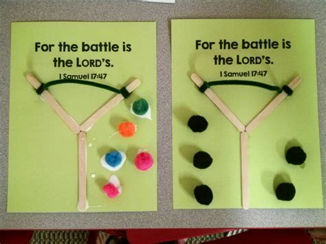 david and goliath crafts for 25 best ideas about kindergarten sunday school on