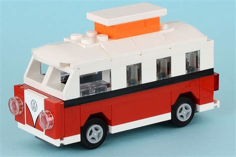 lego volkswagen mini lego 40079 the mini vw t1 cer polybag i brick city