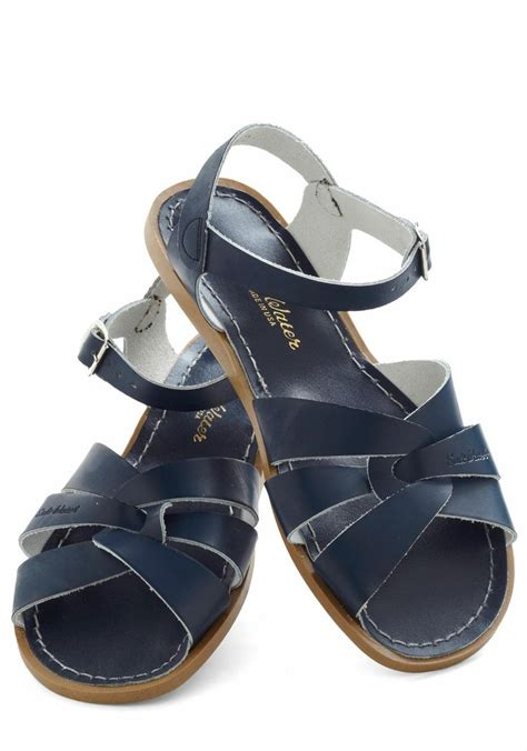 water sandals salt water sandal in blue salt water sandals sandals