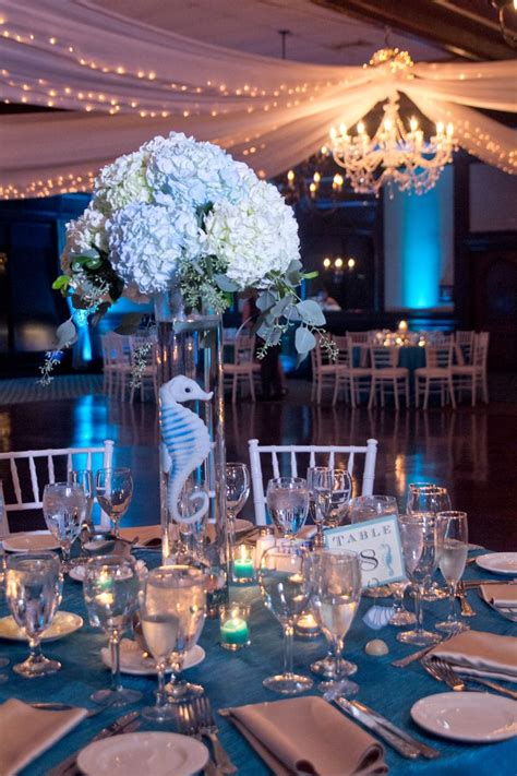 royal blue and white wedding centerpieces best 25 centerpieces ideas on
