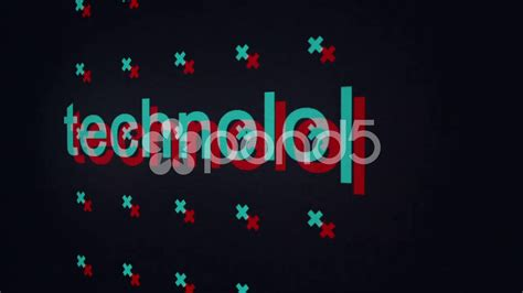 dafont glitch after effects project digital glitch titles and logo