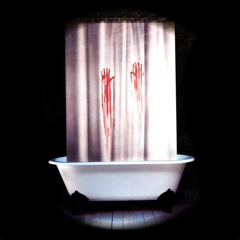 tenda doccia psycho psycho tenda doccia con sangue ebay