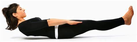 naukasana boat pose yoga for toning abdomen inspirityoga