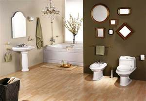 ideas for decorating bathrooms bathrooms 4 construction