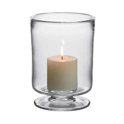 simon pearce nantucket hurricane candle holder