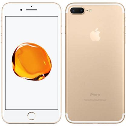 apple iphone 7 plus 128gb gold kickmobiles 174