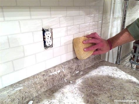 caulking kitchen backsplash 17 of 2017 s best subway tile backsplash ideas on