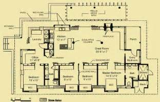 Sustainable Home Floor Plans Passive Solar House Plans Cost Effective And Eco