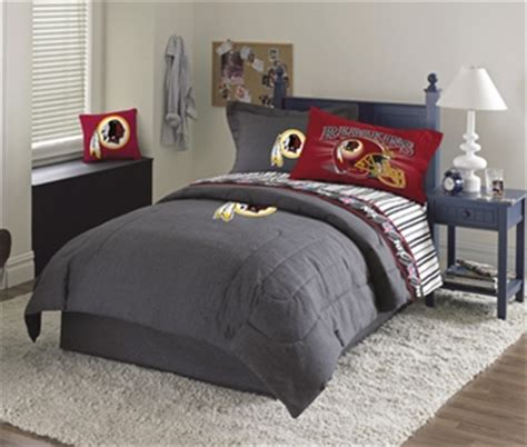 Laurens Linens Washington Redskins Denim Comforter Redskins Bed Set