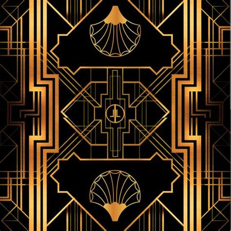 develop themes in the great gatsby great gatsby art deco backdrop for photos wall decor by