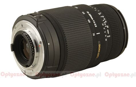 Sigma 70 300 Dg Os sigma 70 300 mm f 4 5 6 dg os review build quality and