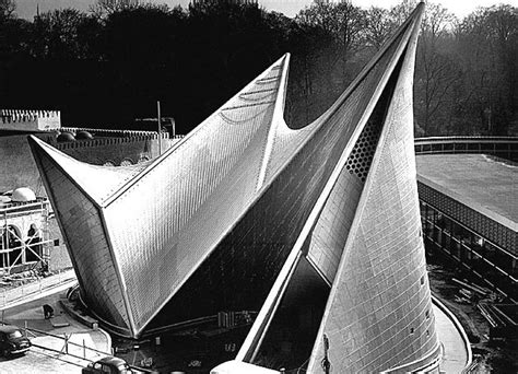 pavillon philips xenakis gallery of ad classics expo 58 philips pavilion le