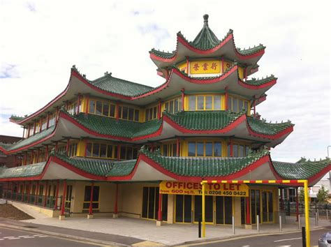 chinese house panoramio photo of china house