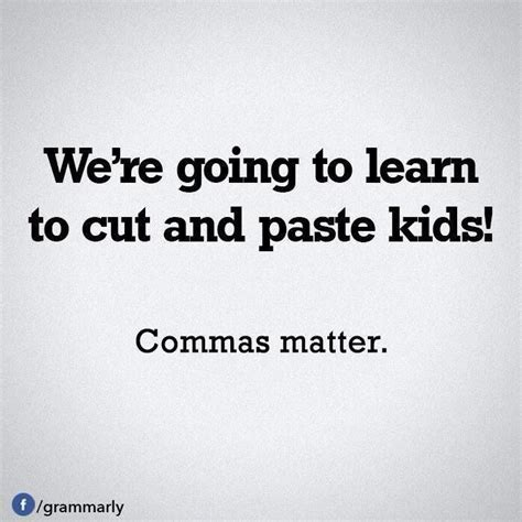 Comma Meme - mastering the comma tons of free resources joy in