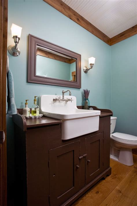 bathroom utility sink farmhouse utility sink laundry room eclectic with baskets